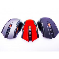 Мышка беспроводная 6D Gaming Mouse  серая