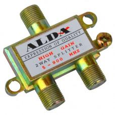 Разводка для кабеля 2TV металл  ТМ ALDA