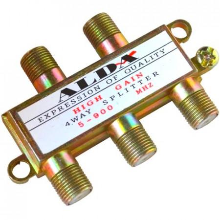 Разводка для кабеля 4TV  металл  ТМ ALDA