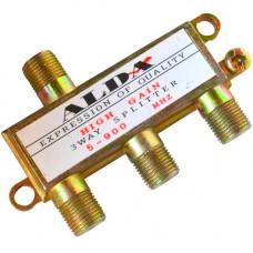 Разводка для кабеля 3TV  металл  ТМ ALDA