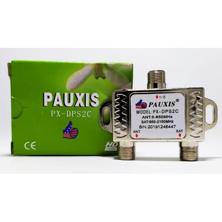 Диплексер SATTV Pauxis PX-DPS2C