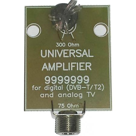 Антенный усилитель SWA-9999999 с F разъем
