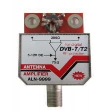 Антенный усилитель SWA-9999 с F разъем
