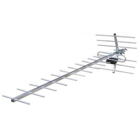 Наружная антенна  Бета19Н элементов  (5-60км ) 1,3м для эфирного та цифрового TV
