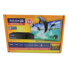 Т2 ресивер тюнер  T2 500  TM Satcom YouTube+IPTV