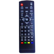 Пульт для Т2 тюнеров TM Romsat TR-2017/TR2015(DVB-T2)