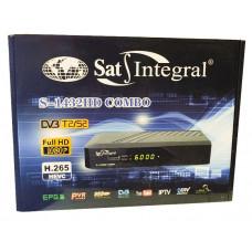 Ресивер Satintegral Combo S-1432HD
