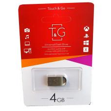 USB флеш T&G 107 Metal series 4GB
