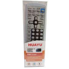 Пульт для телевизоров  HUAYU JVC RM-530F универсальный .