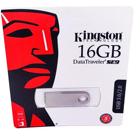 USB флеш Kingston SE9 16Gb Metal