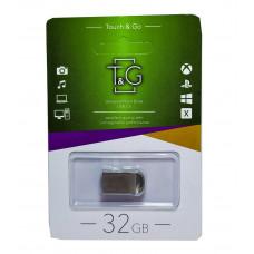 USB флеш T&G 107 Metal series 32GB