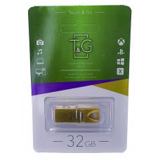 USB флеш T&G 117 золото Metal series 32GB