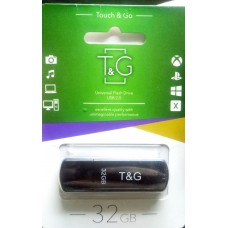 USB флеш T&G 011 Classic series 32GB Black