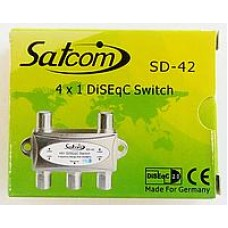 Дисек SD 42 TM.Satcom
