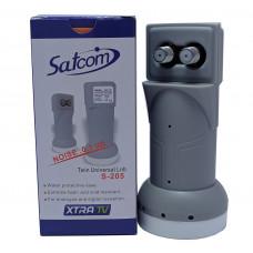Конвертер (головка) 2TV  Satcom 205