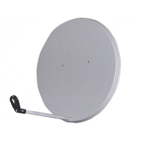 Спутниковая антенна 0,85м СА-900 /1 + мультифид 1шт металл
