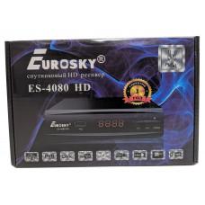 Спутниковый  тюнер Eurosky ES-4080 HD