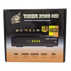 Спутниковый тюнер Tiger Х100HD + интернет