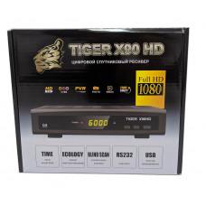 Спутниковый тюнер Tiger x90HD